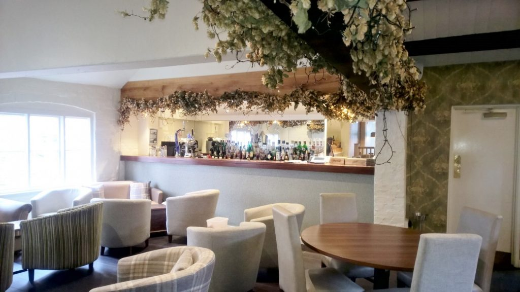 Wine Bar Interior Fit Out in Shropshire